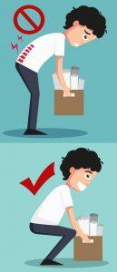 lifting-posture
