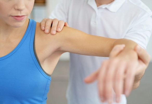 shoulder-therapy