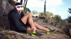 Hampton PT Helps with Ankle Sprains