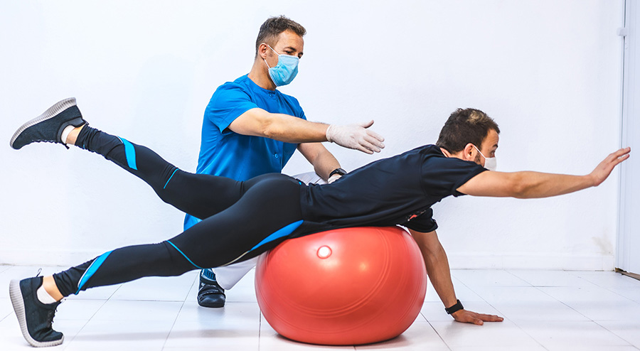 Hampton Physical Therapy Helps People with Post Covid-19 Long-Term Effects